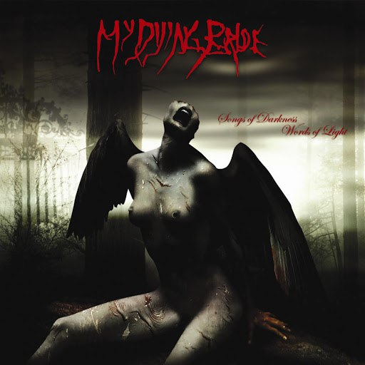 My Dying Bride альбом Songs Of Darkness, Words Of Light