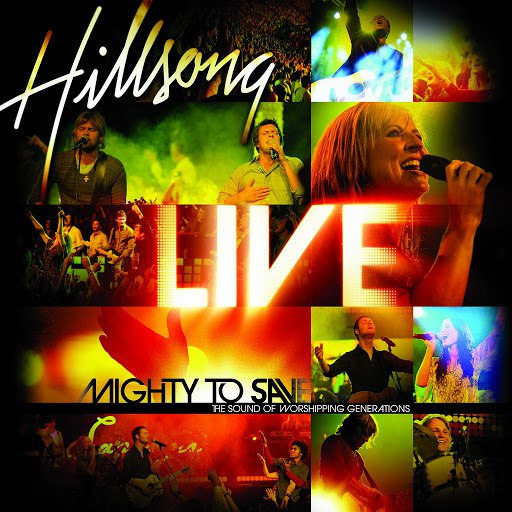 Hillsong United альбом Mighty To Save