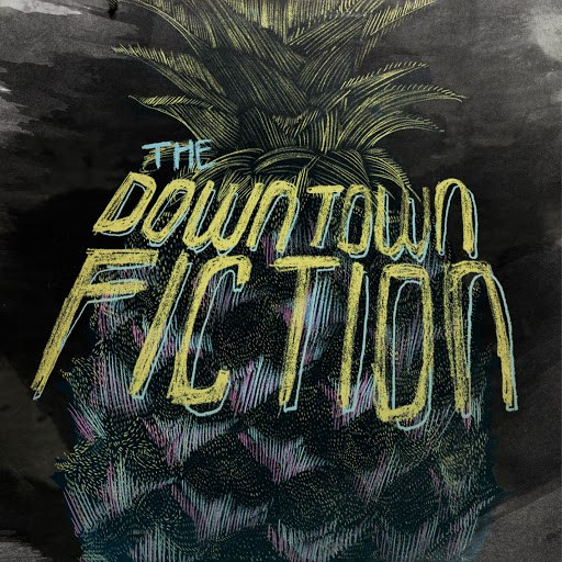 The Downtown Fiction альбом Pineapple - EP