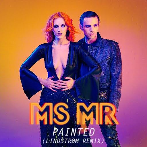 Ms Mr альбом Painted (Lindstrøm Remix)