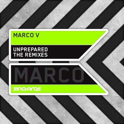 Marco V альбом Unprepared (The Remixes)