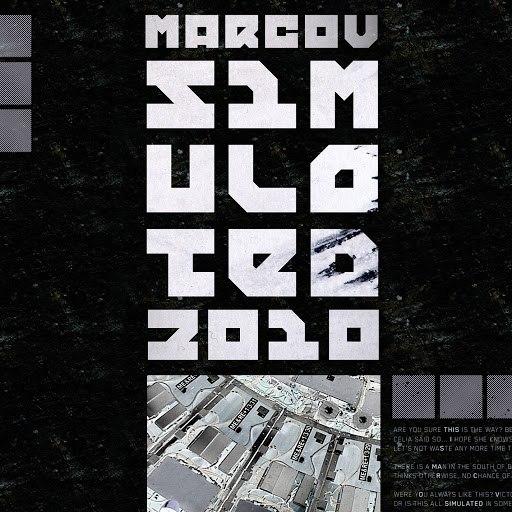 Marco V альбом Simulated 2010
