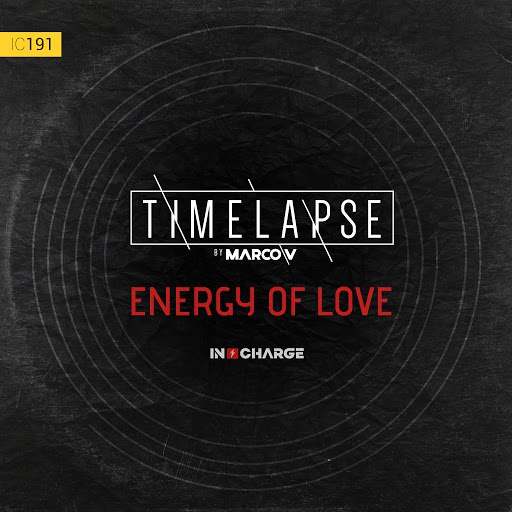 Marco V альбом Energy of Love (Timelapse Mix)