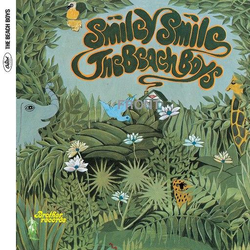 The Beach Boys альбом Smiley Smile (Mono & Stereo Remaster)