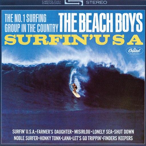 The Beach Boys альбом Surfin' USA (2001 - Remaster)
