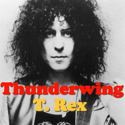 T. Rex альбом Thunderwing