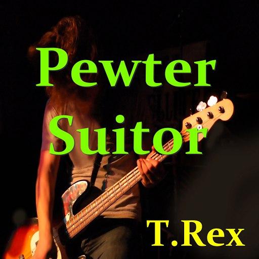 T. Rex альбом Pewter Suitor