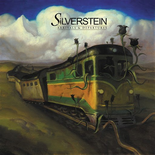 Silverstein альбом Arrivals & Departures
