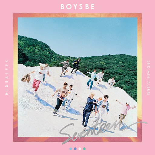 Seventeen альбом SEVENTEEN 2nd Mini Album 'BOYS BE'