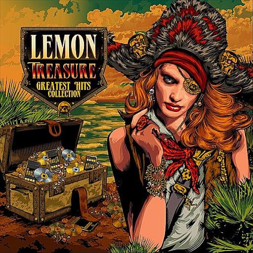 Lemon альбом Treasure: Greatest Hits Collection