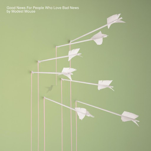 Modest Mouse альбом Good News For People Who Love Bad News