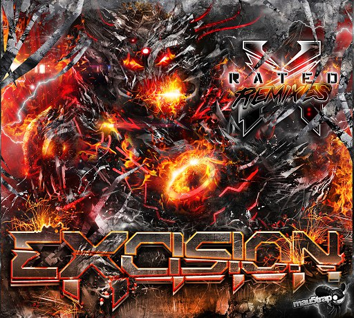 Excision альбом X Rated: The Remixes