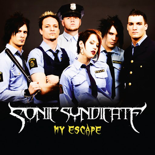 Sonic Syndicate альбом My Escape
