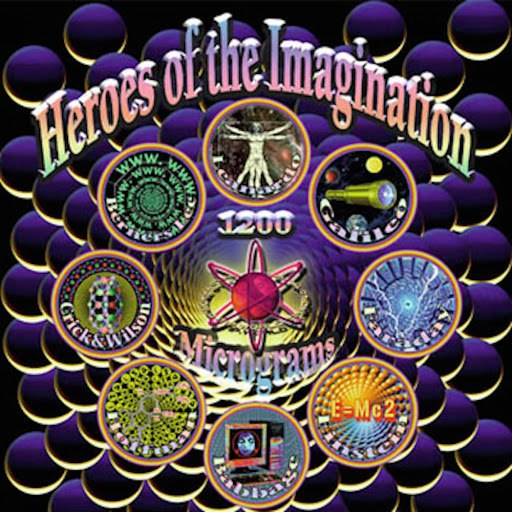 1200 Micrograms альбом Heroes of The Imagination