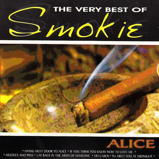 Alice альбом The Very Best of Smokie