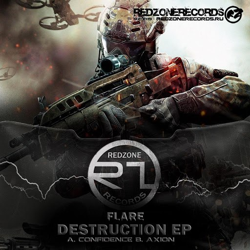 Flare альбом Destruction EP