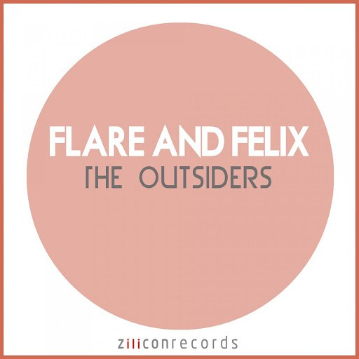 Альбом Flare The Outsiders