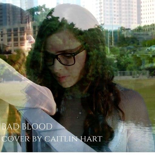 Caitlin Hart альбом Bad Blood