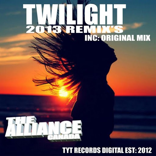 The Alliance альбом Twilight (The Remixes)