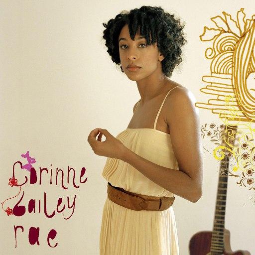 Corinne Bailey Rae альбом Corinne Bailey Rae