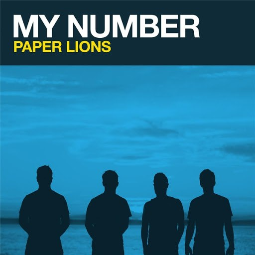 Paper Lions альбом My Number