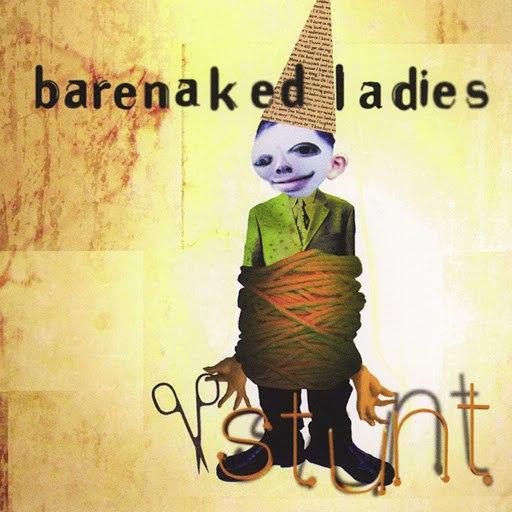 Альбом Barenaked Ladies Stunt