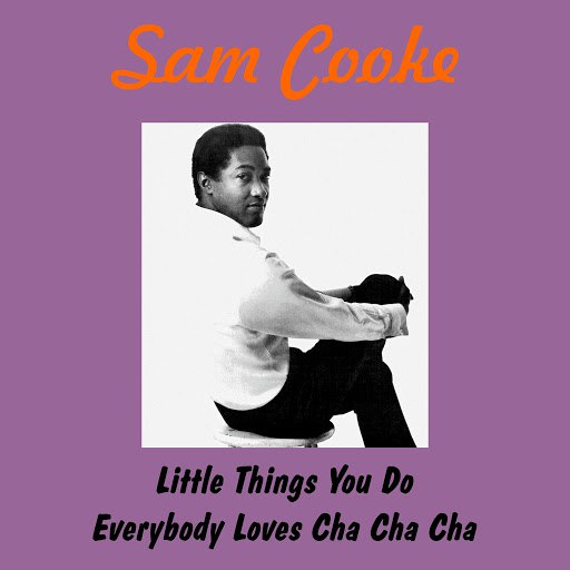 Sam Cooke альбом Little Things You Do