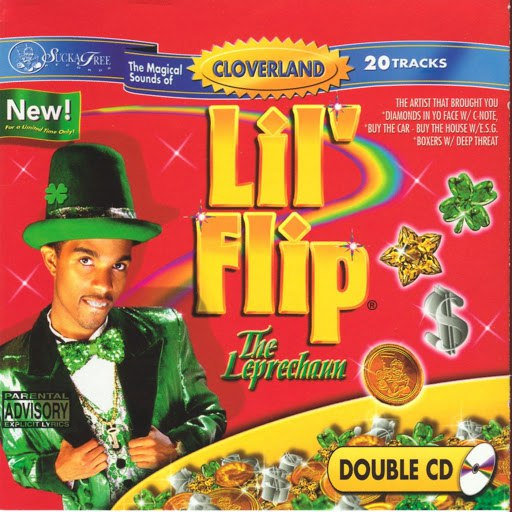 Lil' Flip альбом The Leprechaun