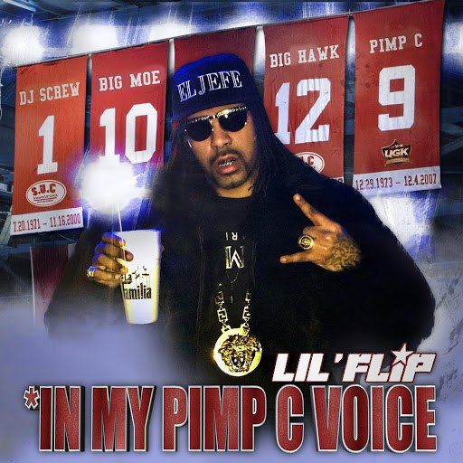 Lil' Flip альбом In My Pimp C Voice