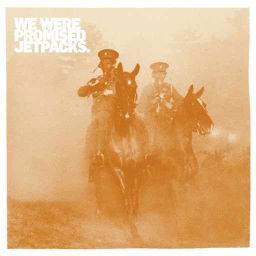 We Were Promised Jetpacks альбом It's Thunder and It's Lightning / Ships With Holes Will Sink