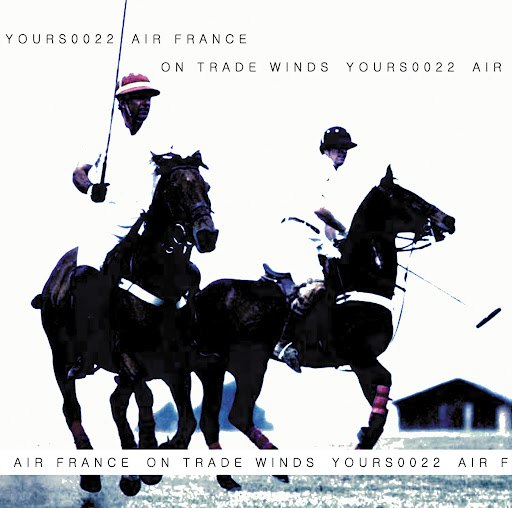 Air France альбом On Trade Winds