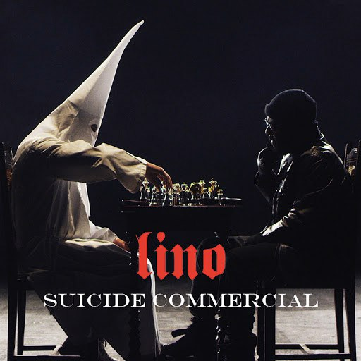 Lino альбом Suicide commercial