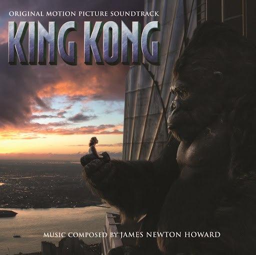 James Newton Howard альбом King Kong