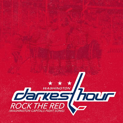 Darkest Hour альбом Rock The Red (Washington Capitals Fight Song)