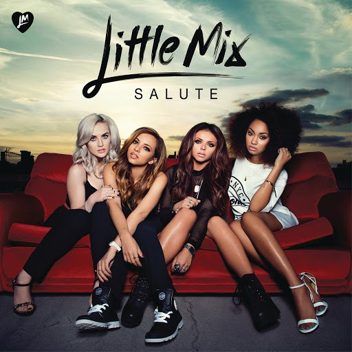 Little Mix альбом Salute (The Deluxe Edition)
