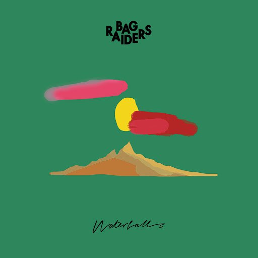 Bag Raiders альбом Waterfalls