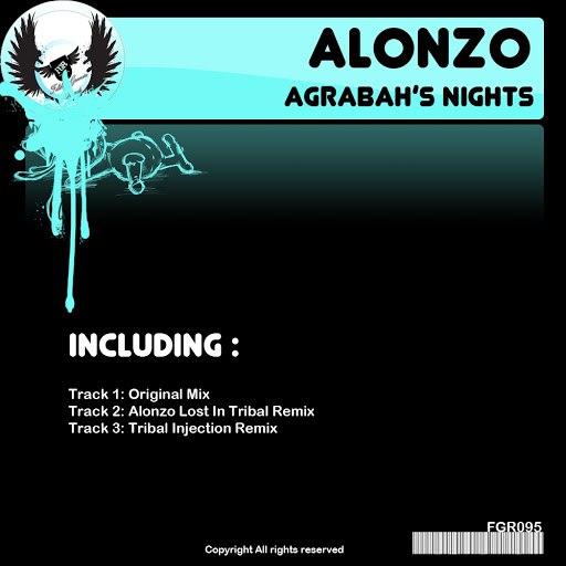 Alonzo альбом Agrabah's Nights