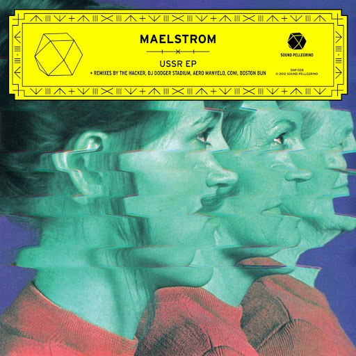 Maelstrom альбом USSR - EP