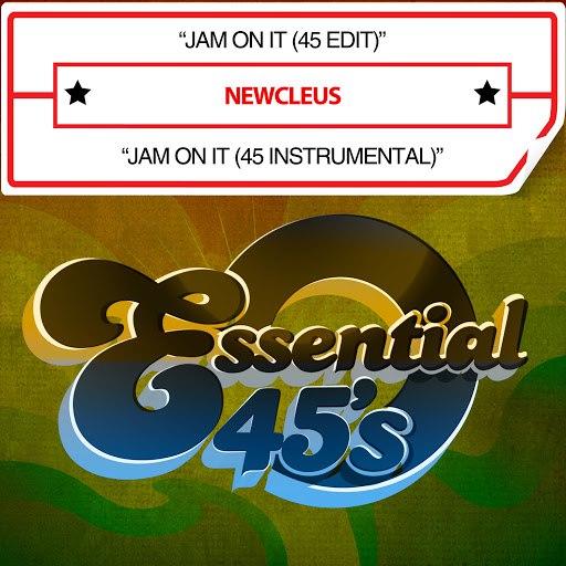Newcleus альбом Jam On It (Digital 45)