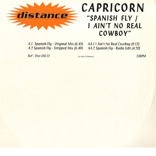 Capricorn альбом Spanish Fly