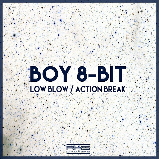 Boy 8-Bit альбом Low Blow / Action Break
