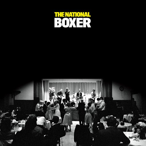 The National альбом Boxer