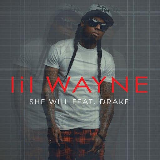 Lil' Wayne альбом She Will (Feat. Drake)