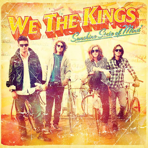 We The Kings альбом Sunshine State of Mind