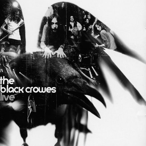 The Black Crowes альбом Live