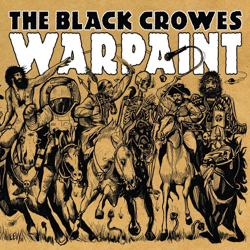The Black Crowes альбом Warpaint