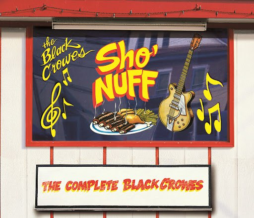 The Black Crowes альбом Sho' Nuff (The Complete Black Crowes)