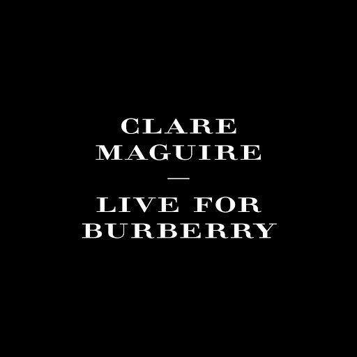Clare Maguire альбом Live For Burberry (Live)