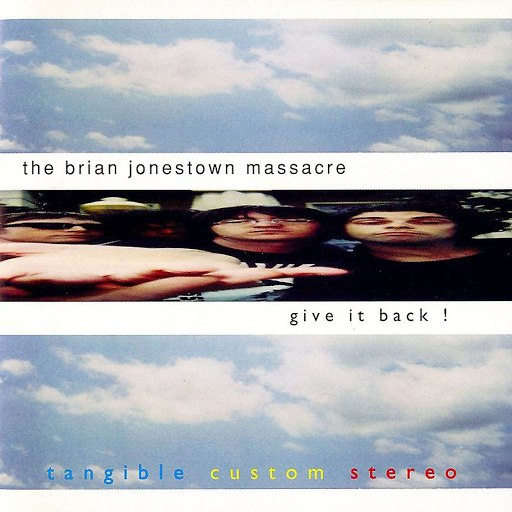 The Brian Jonestown Massacre альбом Give It Back!