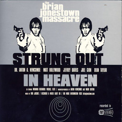 The Brian Jonestown Massacre альбом Strung Out In Heaven